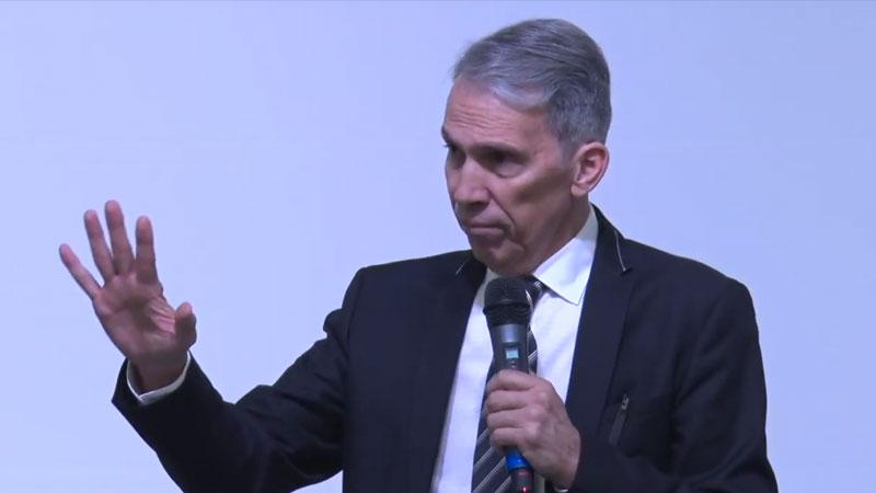 Prof. Arno Ribeiro 26/10/2019